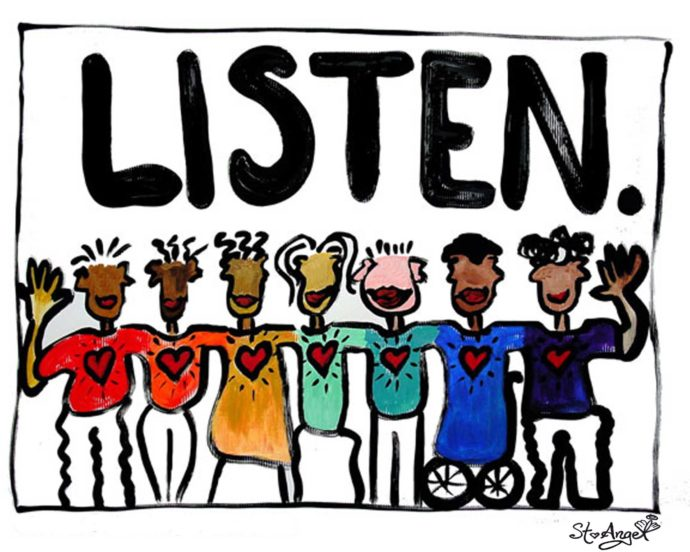 Listen by St. Anger for CD v4