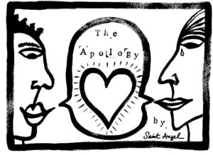 The Apology Artbook Cover